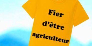 Fier d'être agriculteur