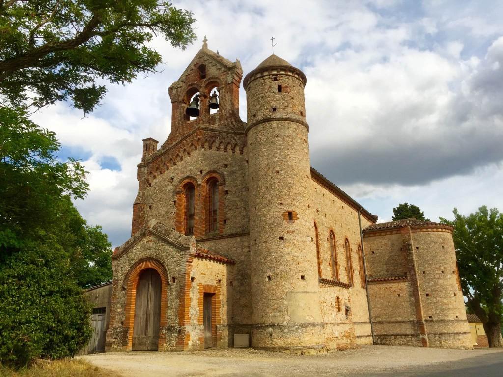 Eglise de Pibres
