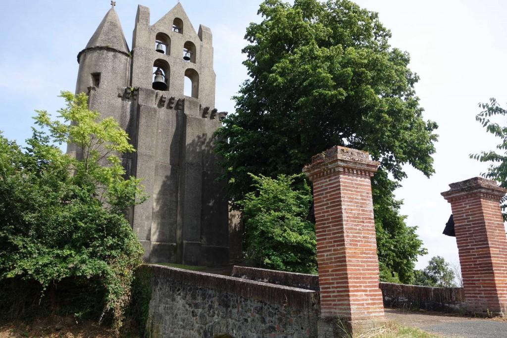 Eglise St André de Viviers