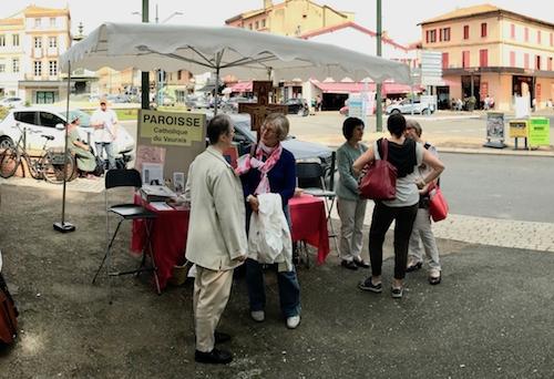 Mission au marché de Lavaur