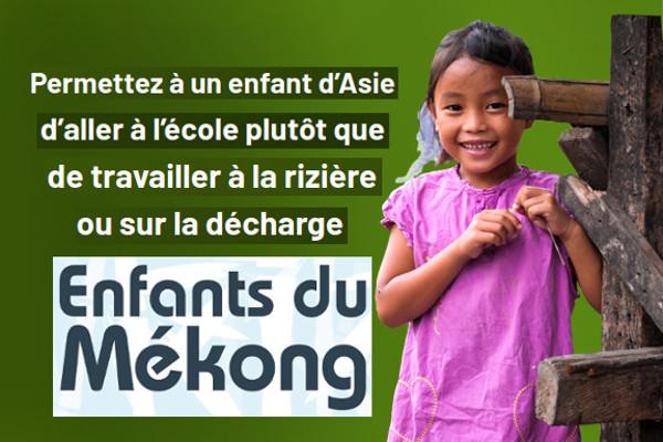 Enfants du Mékong