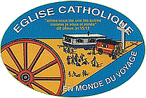 Logo Aumônerie des gens du voyage-Saint-Sulpice-Rabastens