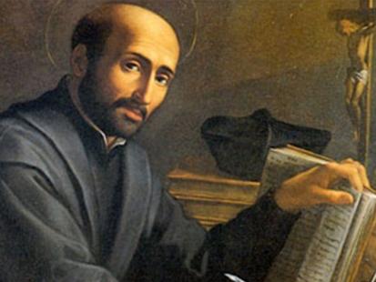 Prier avec St Ignace